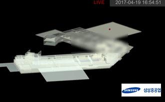 (주)삼성중공업 -3D 위치인식 모니터링 시스템 프론트 엔드 개발